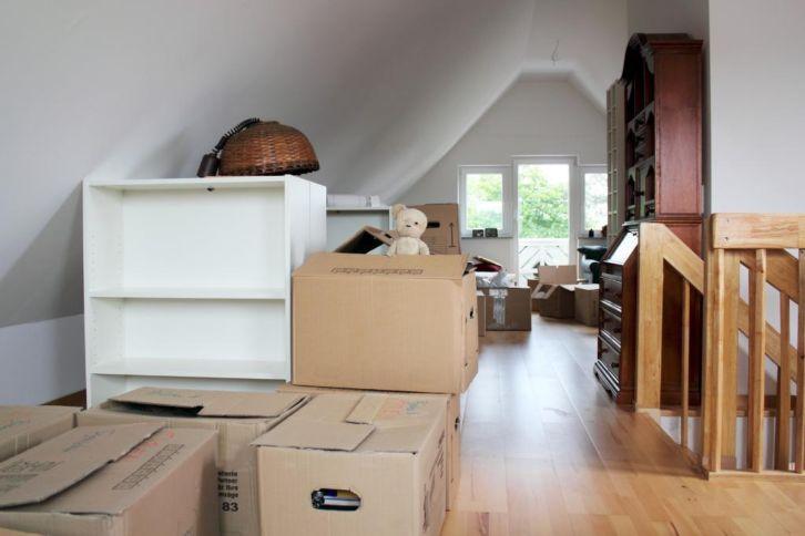huis leeghalen Hoogeveen